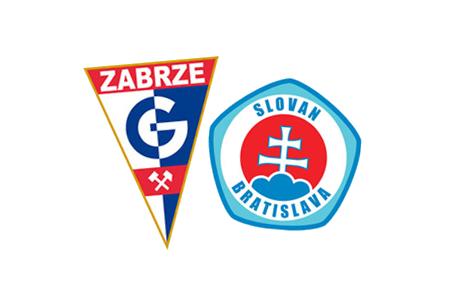 Gornik Zabrze_Slovan Bratislava