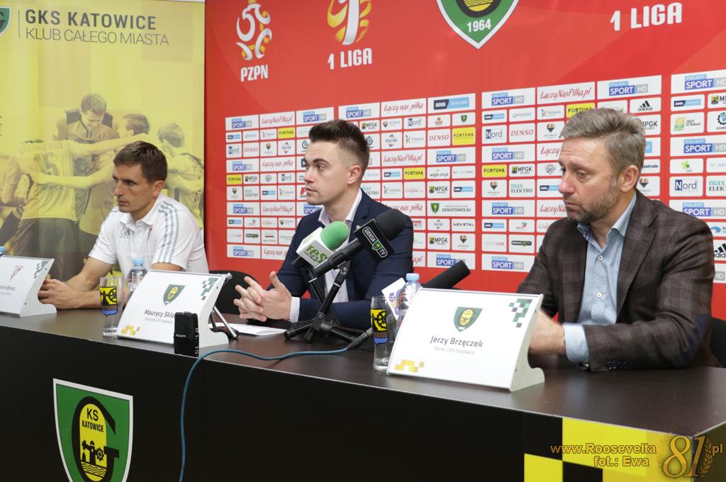 20161023_katowice_gornik_brzeczek_brosz_konferencja